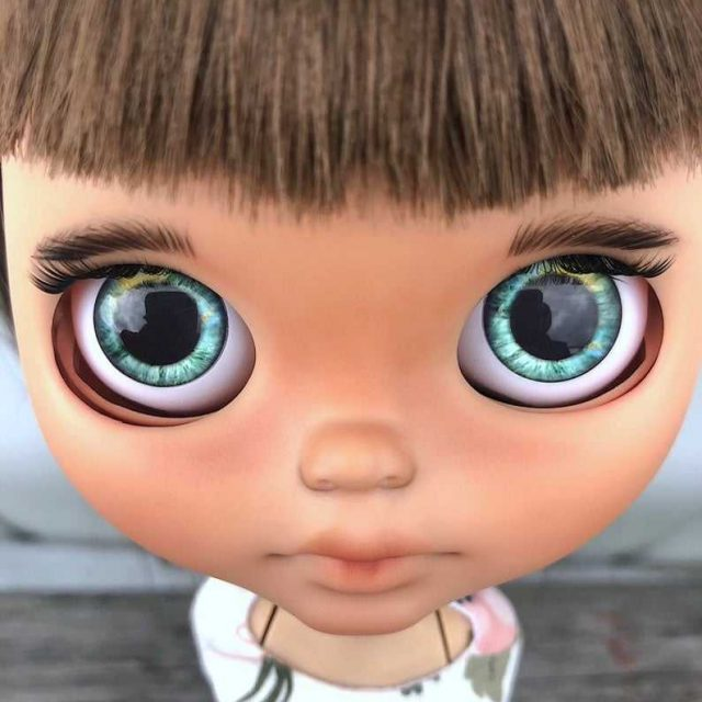 Maria - Pasadyang Blythe Doll One-Of-A-Kind OOAK