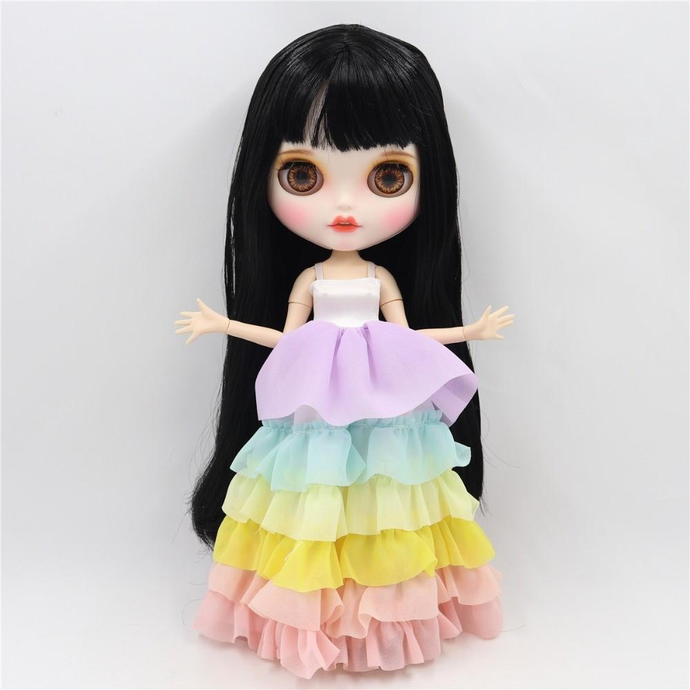 Eden – Premium Custom Blythe Doll with Clothes Smiling Face Premium Blythe Dolls 🆕 Smiling Face