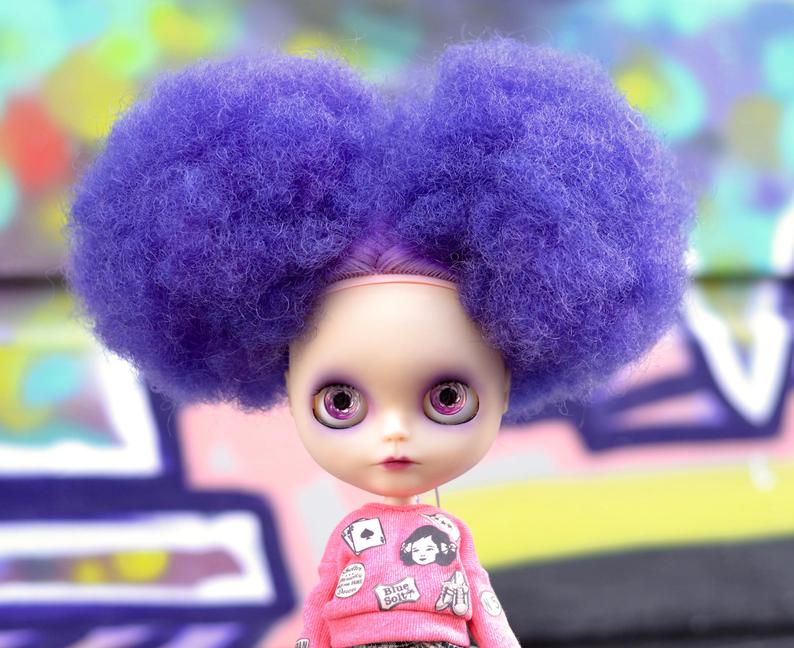 Abbi - Custom Blythe Doll One-Of-A-Kind OOAK Sold-out Custom Blythes