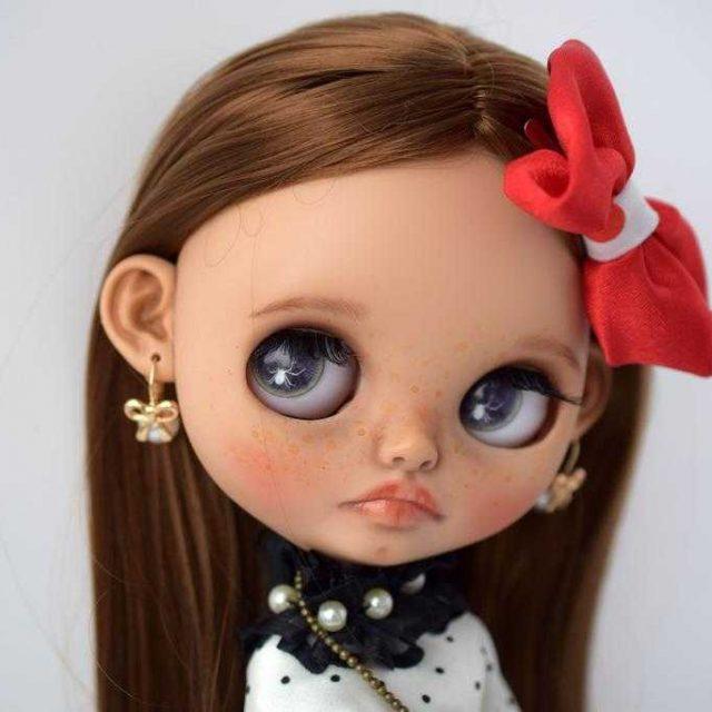 Maya - Blythe Doll Blythe Custom-O-A-Kind OOAK