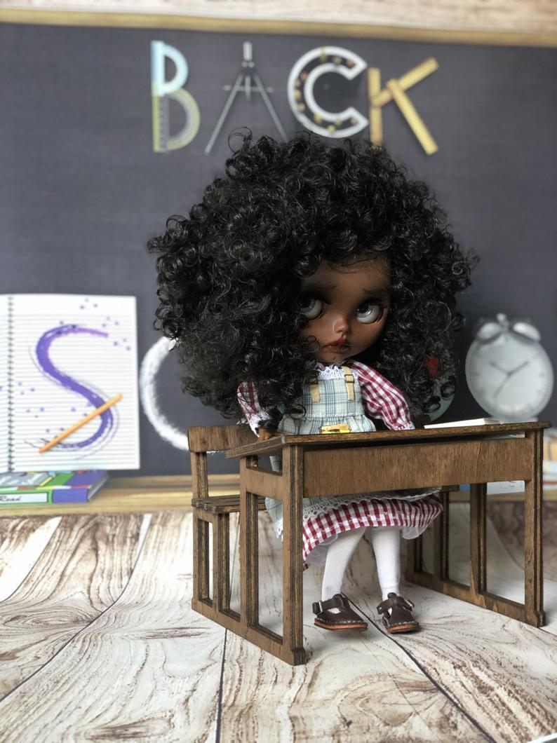 Sarah - Custom Blythe Doll One-Of-A-Kind OOAK Custom Blythe Doll ⭐