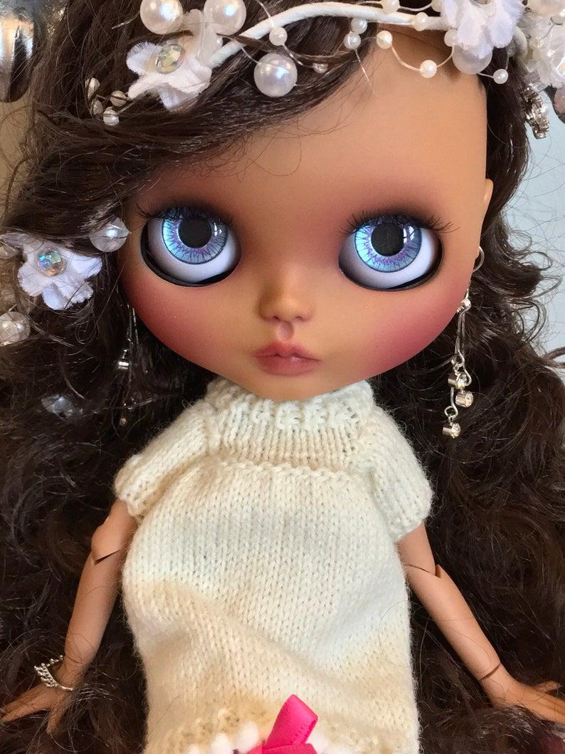 Kiana - Custom Blythe Doll One-Of-A-Kind OOAK Sold-out Custom Blythes
