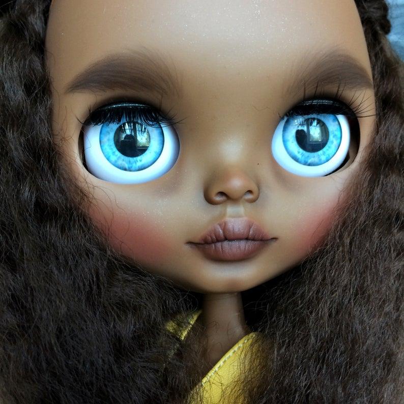 Quinn - Custom Blythe Doll One-Of-A-Kind OOAK Custom Blythe Doll ⭐