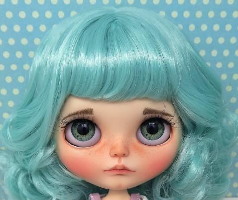 Izumi – Custom Blythe Doll One-Of-A-Kind OOAK