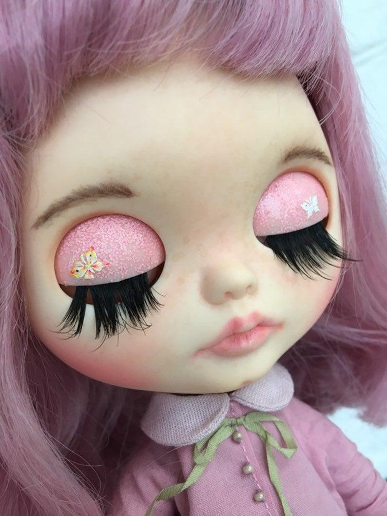 Cora - Custom Blythe Doll One-Of-A-Kind OOAK Custom Blythe Doll ⭐