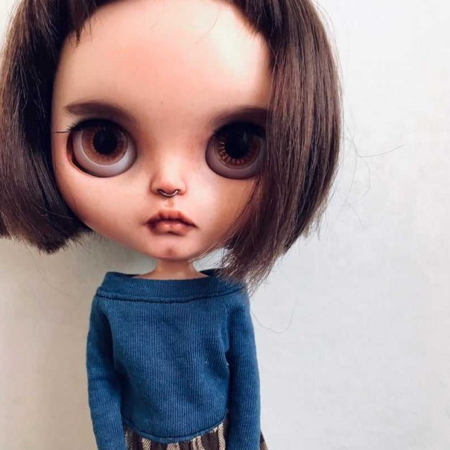 Tilda - Custom Blythe Doll One-Of-A-Kind OOAK