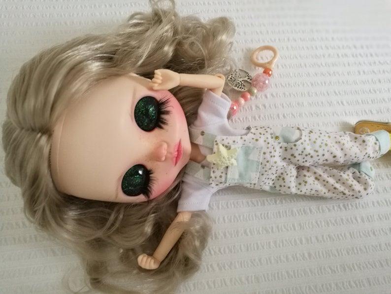 Ariadna - Custom Blythe Doll One-Of-A-Kind OOAK Sold-out Custom Blythes