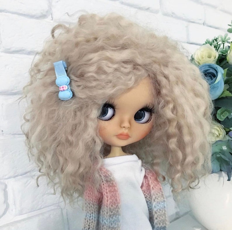 Addison - Custom Blythe Doll One-Of-A-Kind OOAK Sold-out Custom Blythes