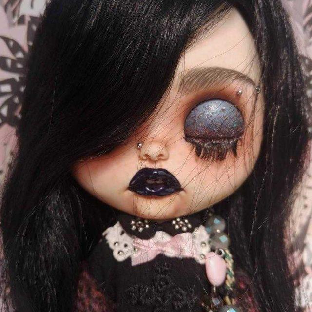 Aria - Custom Blythe Doll yek-Tewek OOAK
