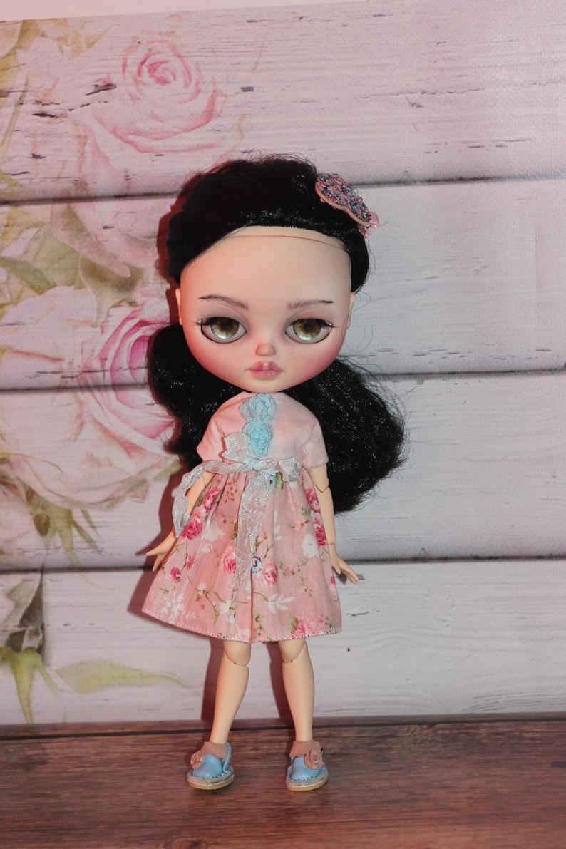 Layla - Custom Blythe Doll One-Of-A-Kind OOAK Sold-out Custom Blythes