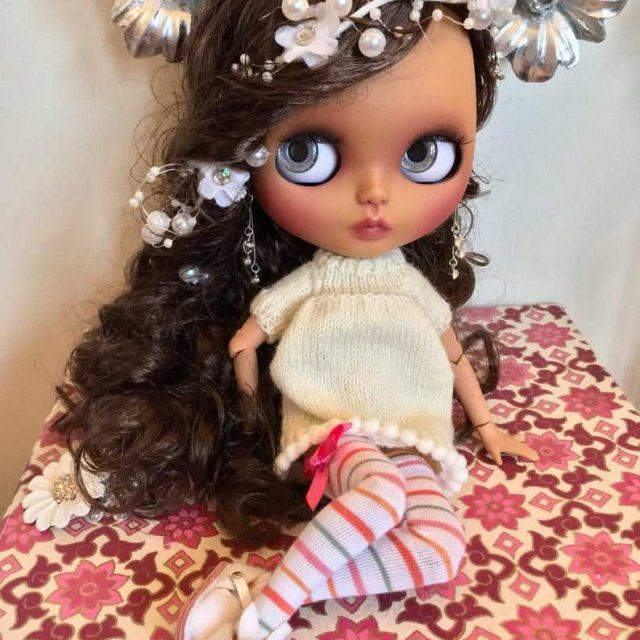 Kiana – Custom Blythe Doll One-Of-A-Kind OOAK