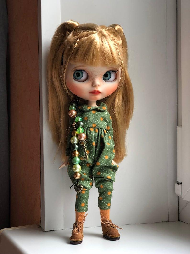 Sophia - Custom Blythe Doll One-Of-A-Kind OOAK Sold-out Custom Blythes