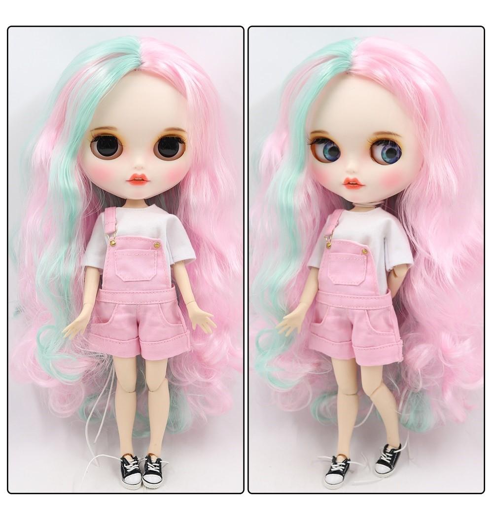 Madison – Premium Custom Blythe Doll with Clothes Smiling Face Premium Blythe Dolls 🆕 Smiling Face