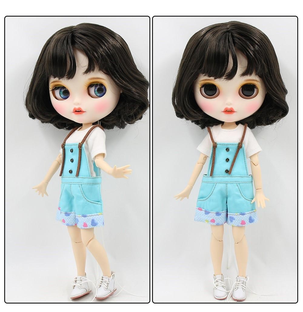 Abigail – Premium Custom Blythe Doll with Clothes Smiling Face Premium Blythe Dolls 🆕 Smiling Face