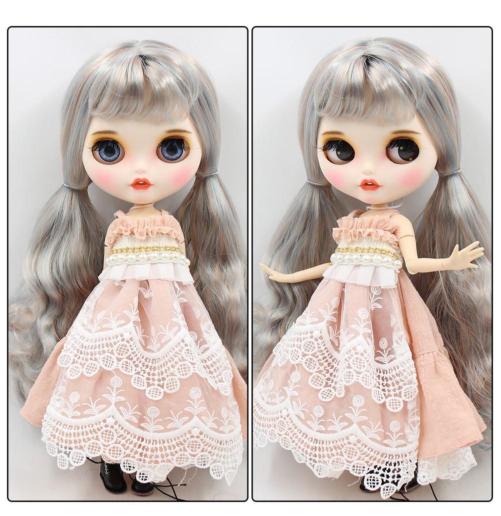 Elizabeth – Premium Custom Blythe Doll with Clothes Smiling Face Premium Blythe Dolls 🆕 Smiling Face