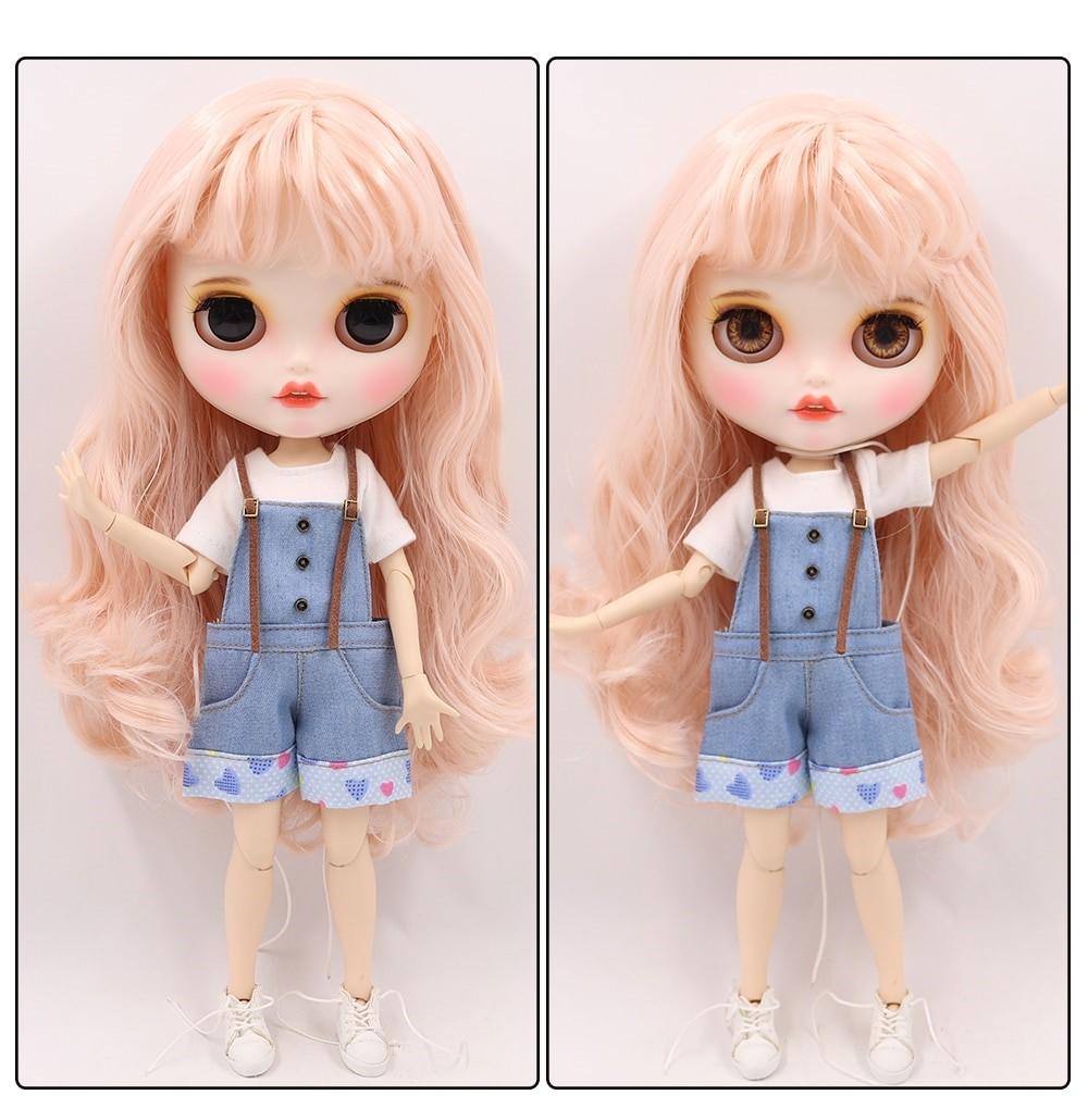 Avery – Premium Custom Blythe Doll with Clothes Smiling Face Premium Blythe Dolls 🆕 Smiling Face