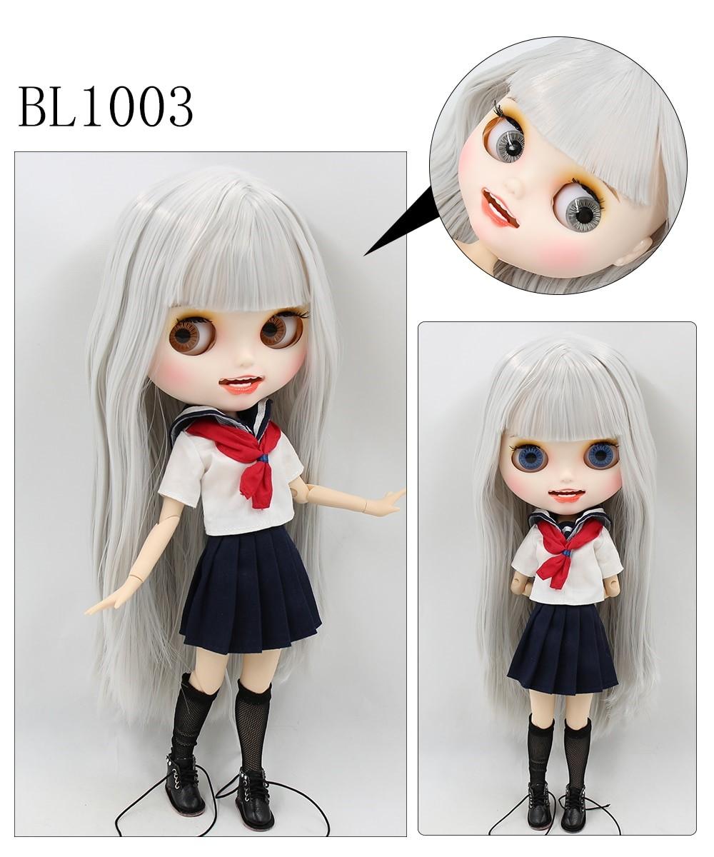 Brooklynn – Premium Custom Blythe Doll with Smiling Face 2