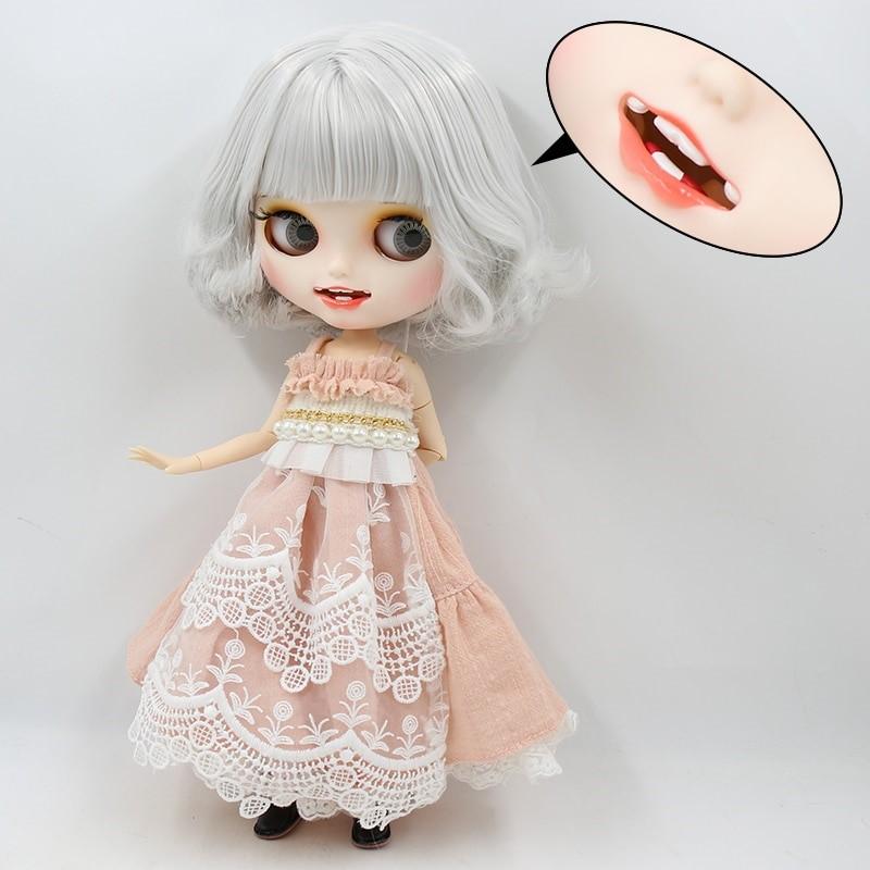 Rebecca – Premium Custom Blythe Doll with Clothes Smiling Face Premium Blythe Dolls 🆕 Smiling Face