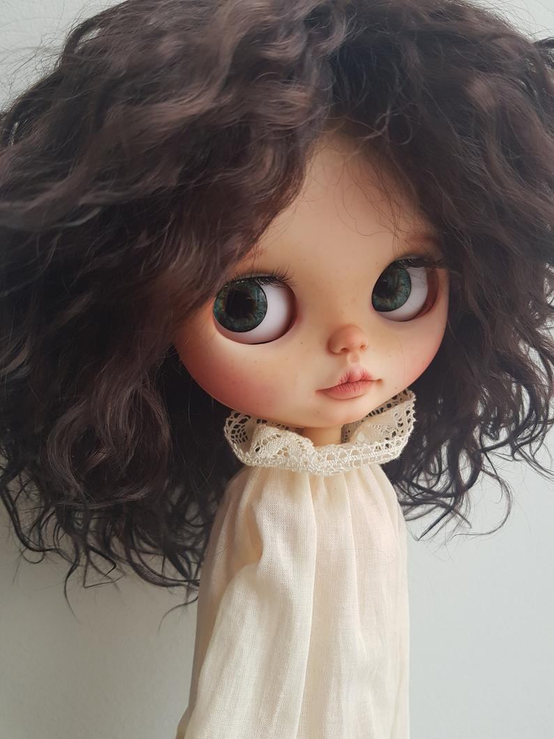 Natalie - Custom Blythe Doll One-Of-A-Kind OOAK Sold-out Custom Blythes