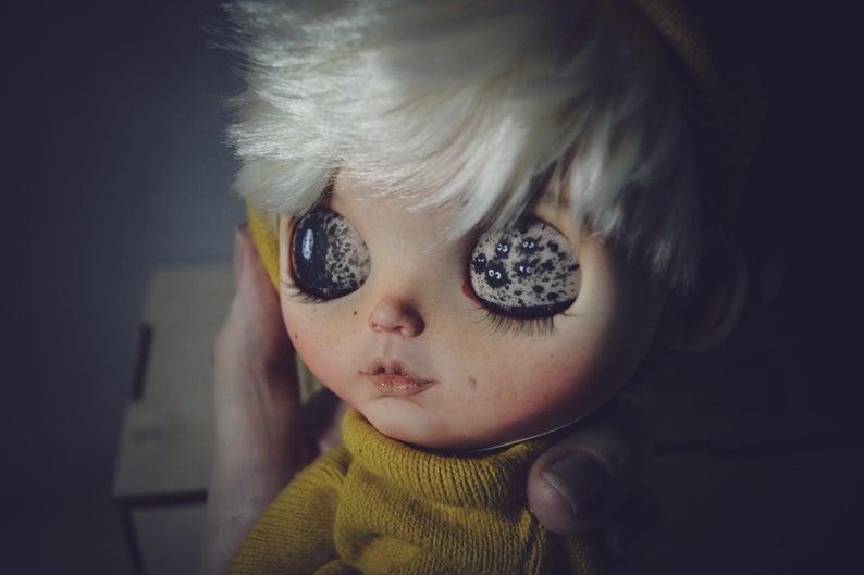 Kyle - Custom Blythe Doll One-Of-A-Kind OOAK Sold-out Custom Blythes