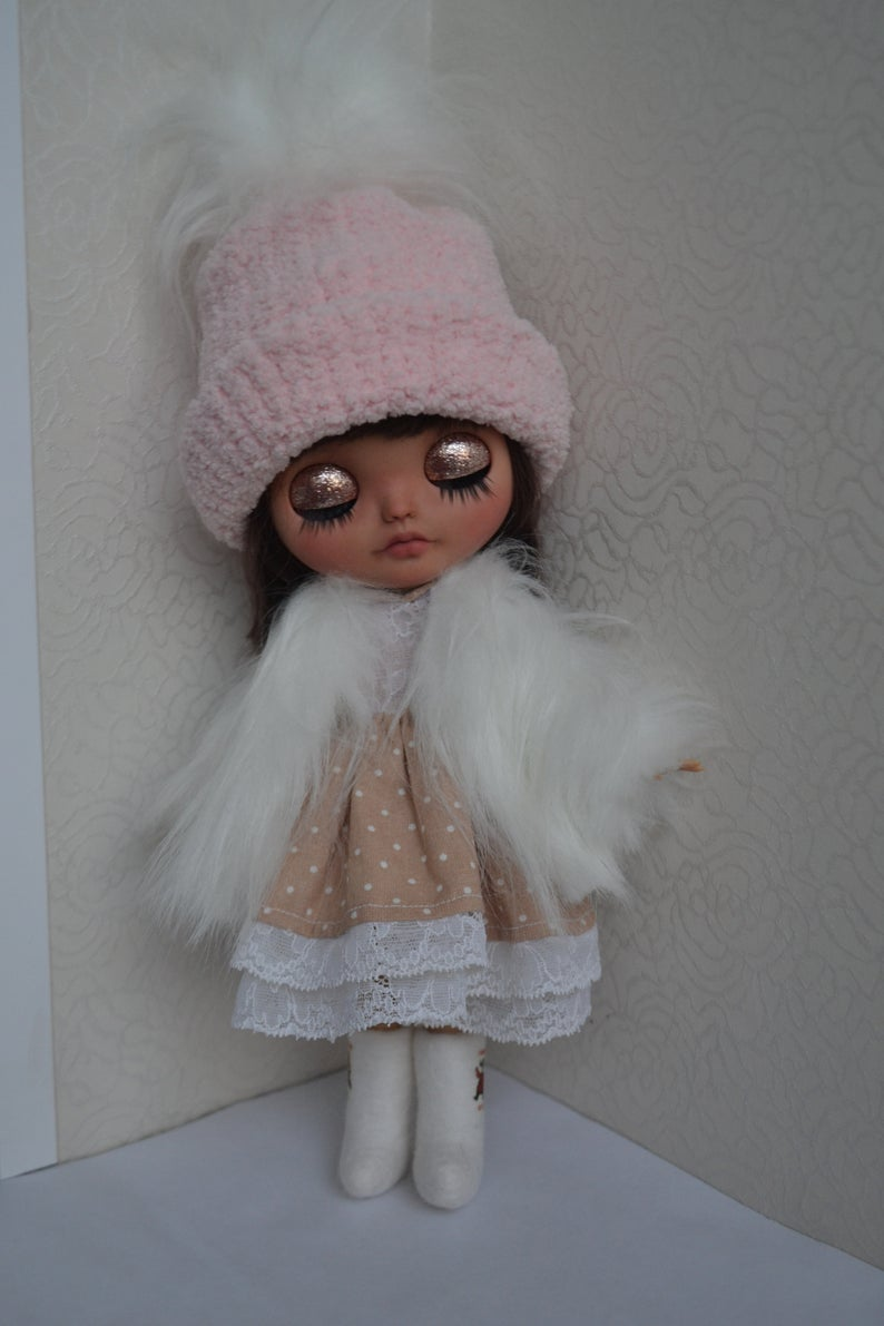 Stella - Custom Blythe Doll One-Of-A-Kind OOAK Sold-out Custom Blythes