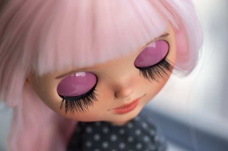 Missy - Custom Blythe Doll One-Of-A-Kind OOAK Sold-out Custom Blythes