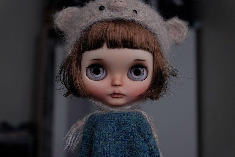 Everleigh - Custom Blythe Doll One-Of-A-Kind OOAK Sold-out Custom Blythes