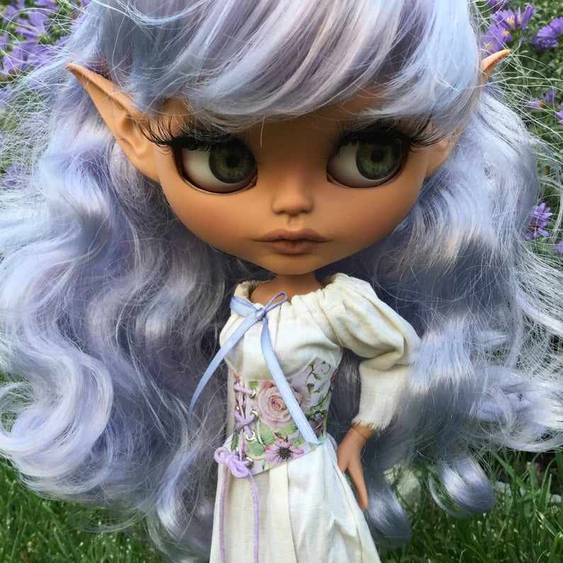 Endóriel - Custom Blythe Doll One-Of-A-Kind OOAK Sold-out Custom Blythes