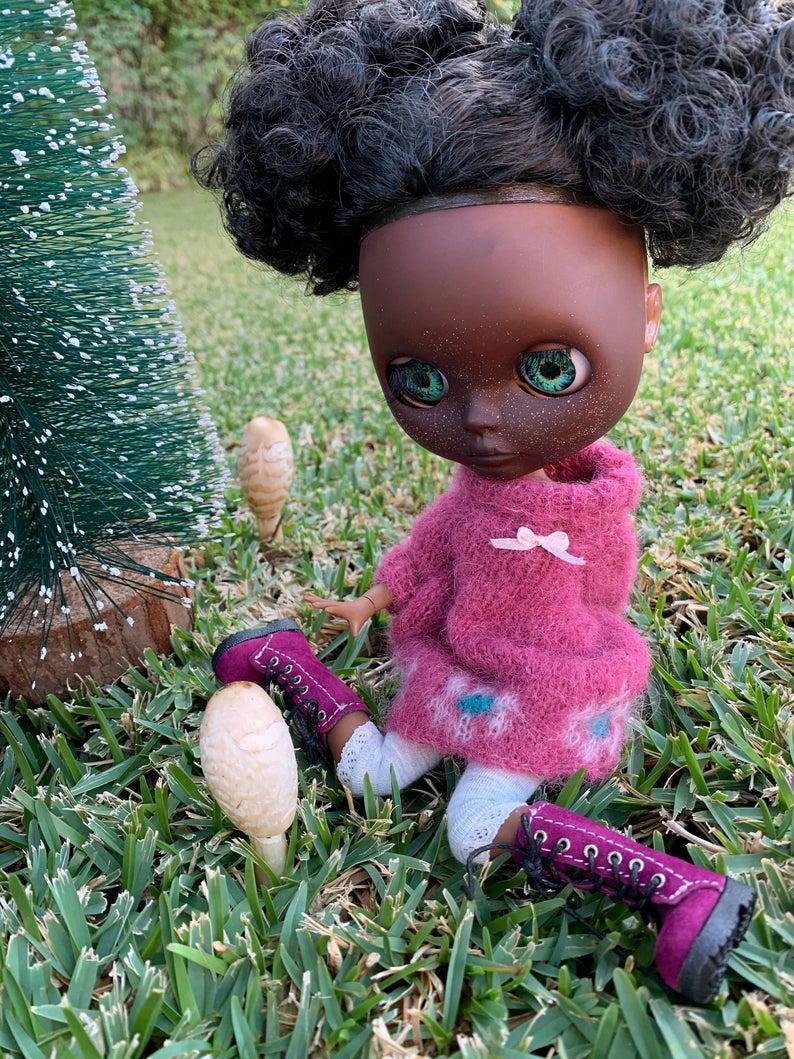 Kaiya - Custom Blythe Doll One-Of-A-Kind OOAK Sold-out Custom Blythes