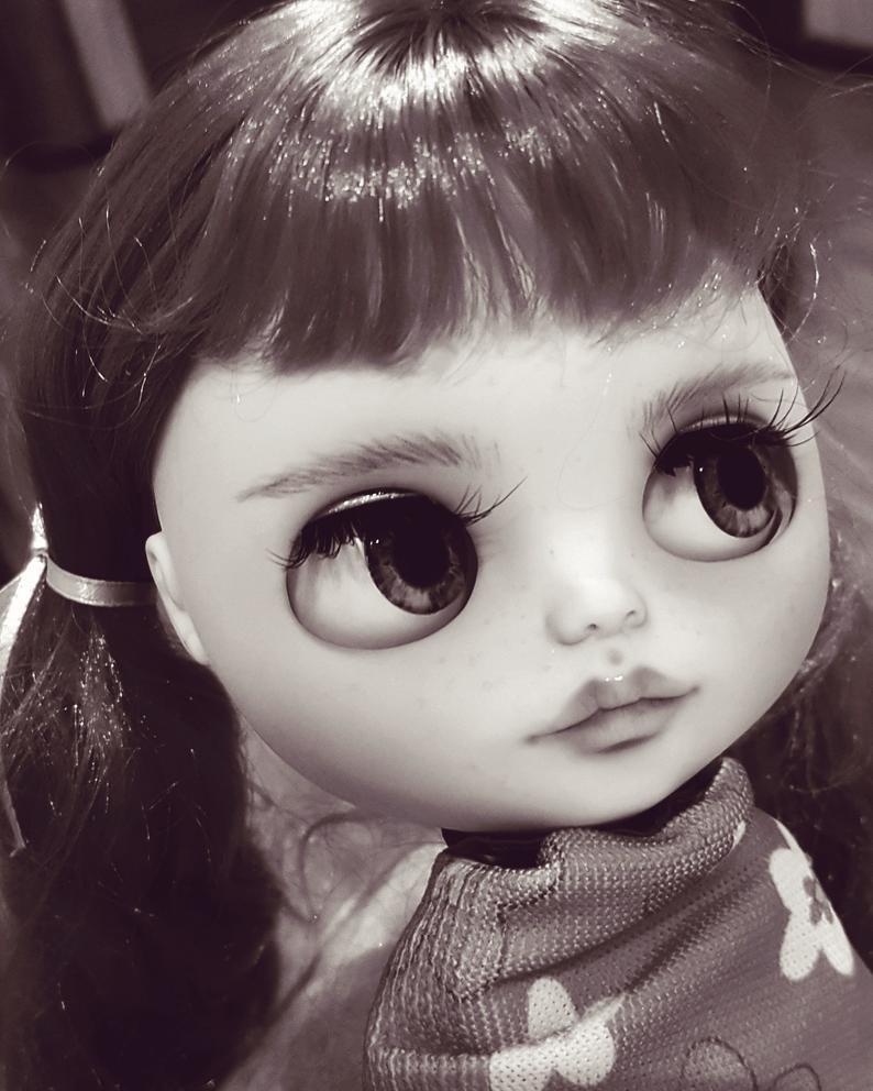 Alaina - Custom Blythe Doll One-Of-A-Kind OOAK Sold-out Custom Blythes