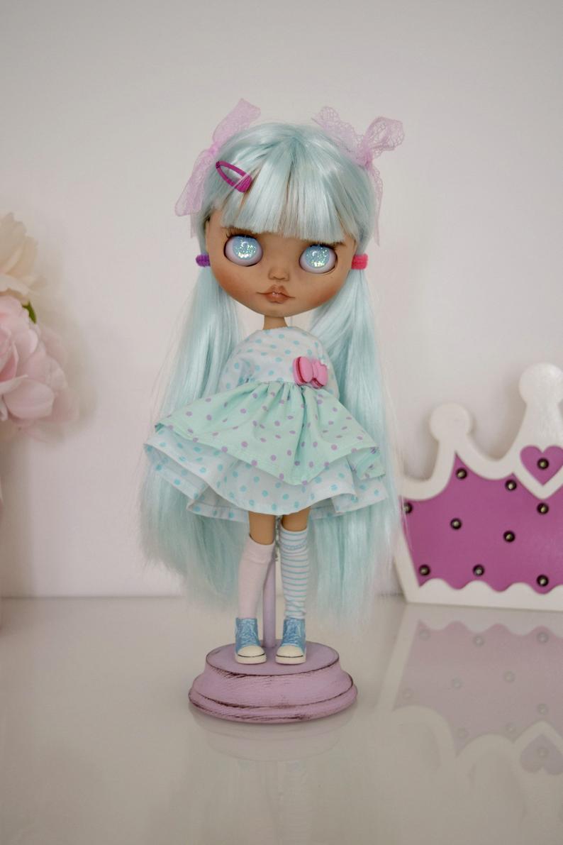Fairy – Custom Blythe Doll One-Of-A-Kind OOAK Sold-out Custom Blythes