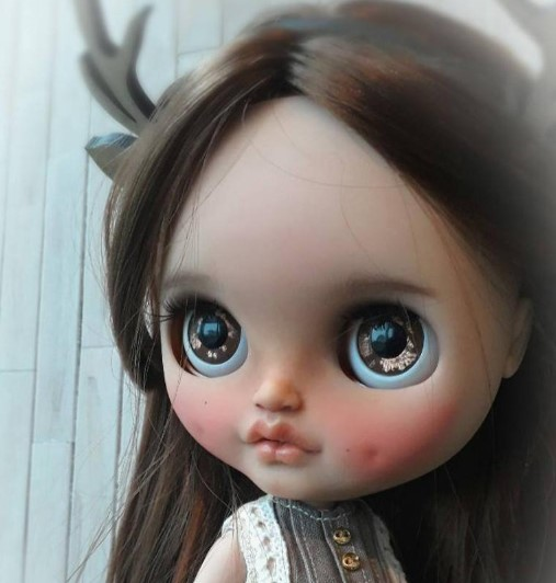 Mckenzie - Custom Blythe Doll One-Of-A-Kind OOAK Sold-out Custom Blythes