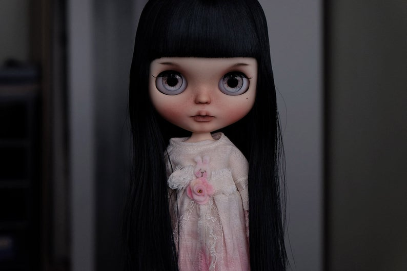 Cameron - Custom Blythe Doll One-Of-A-Kind OOAK Sold-out Custom Blythes