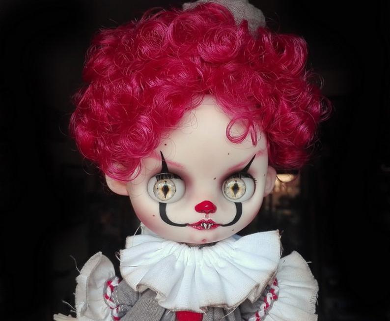 Fradii - Custom Blythe Doll One-Of-A-Kind OOAK Sold-out Custom Blythes