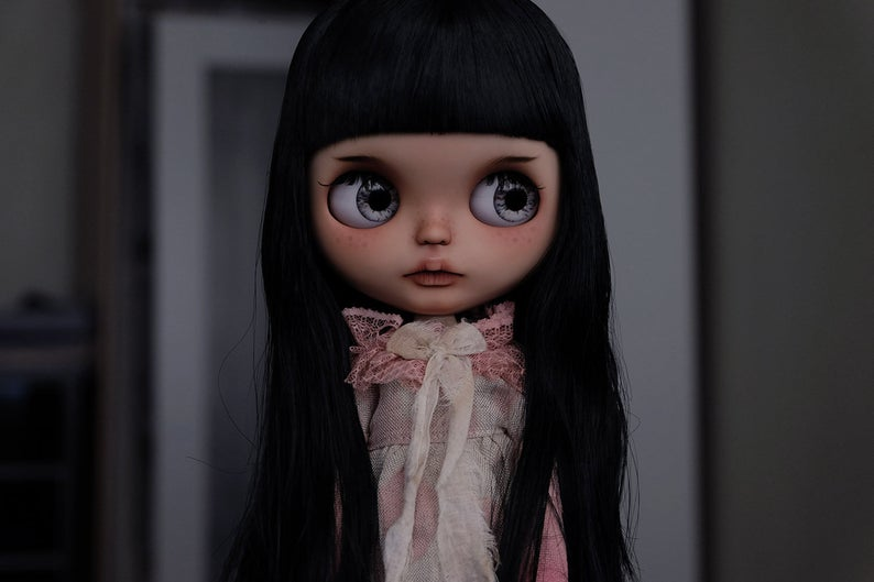 Legacy - Custom Blythe Doll One-Of-A-Kind OOAK Sold-out Custom Blythes