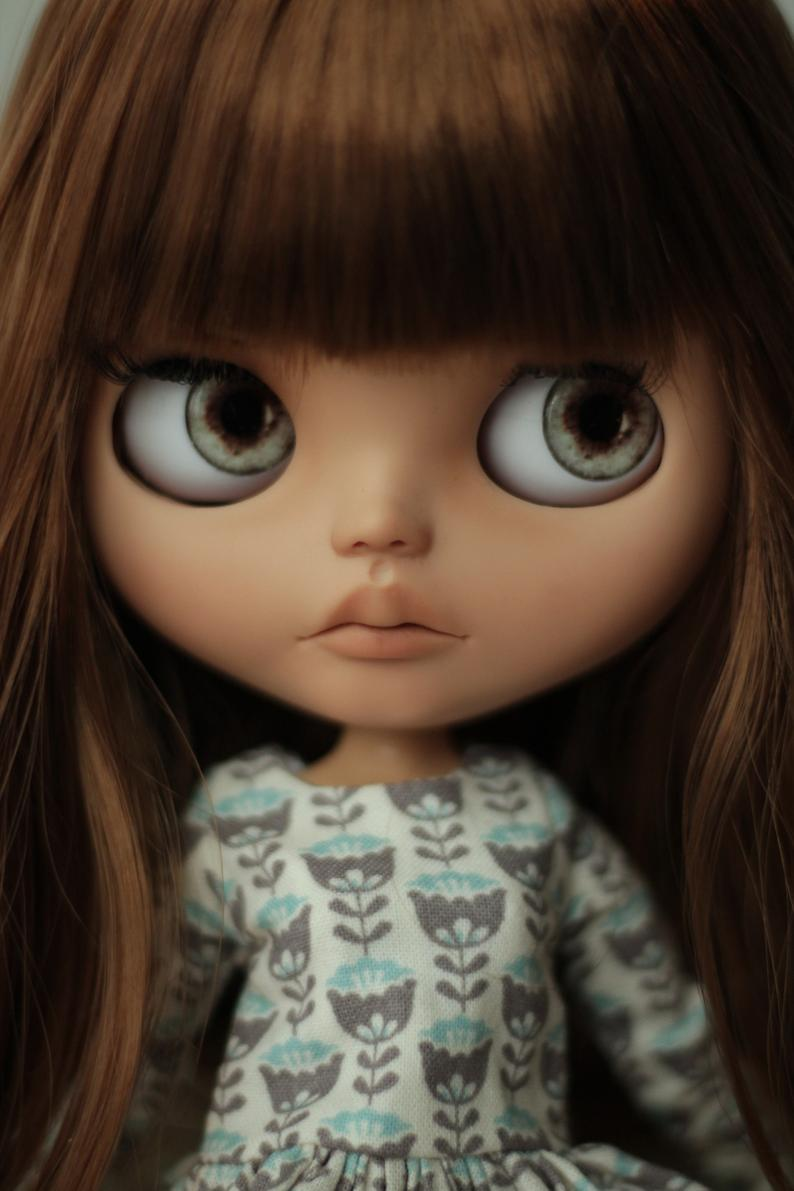 Kendra - Custom Blythe Doll One-Of-A-Kind OOAK Sold-out Custom Blythes