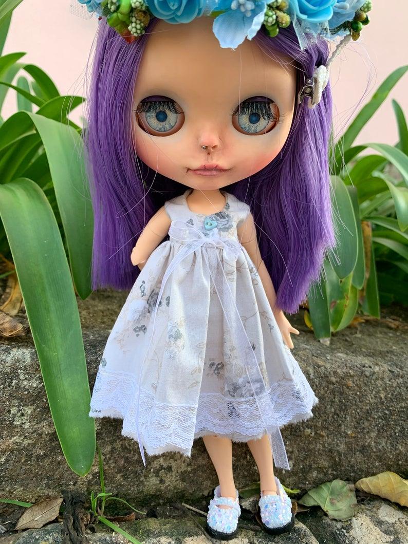 Ariadne - Custom Blythe Doll One-Of-A-Kind OOAK Sold-out Custom Blythes