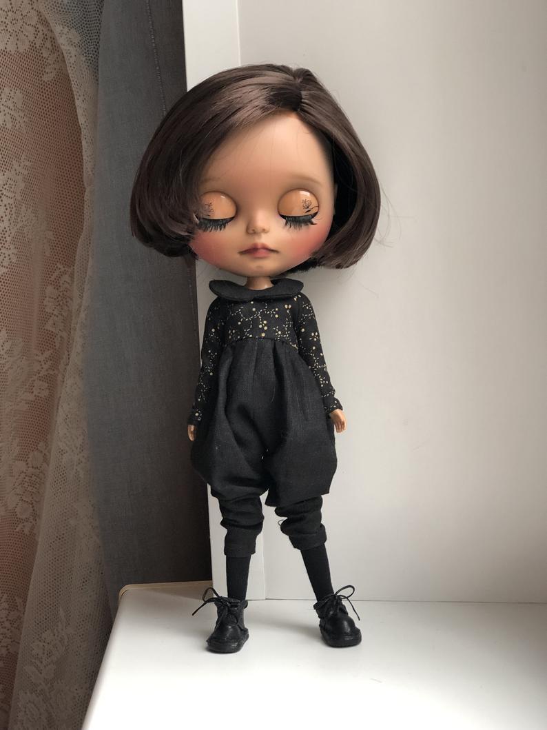 Alana - Custom Blythe Doll One-Of-A-Kind OOAK Sold-out Custom Blythes