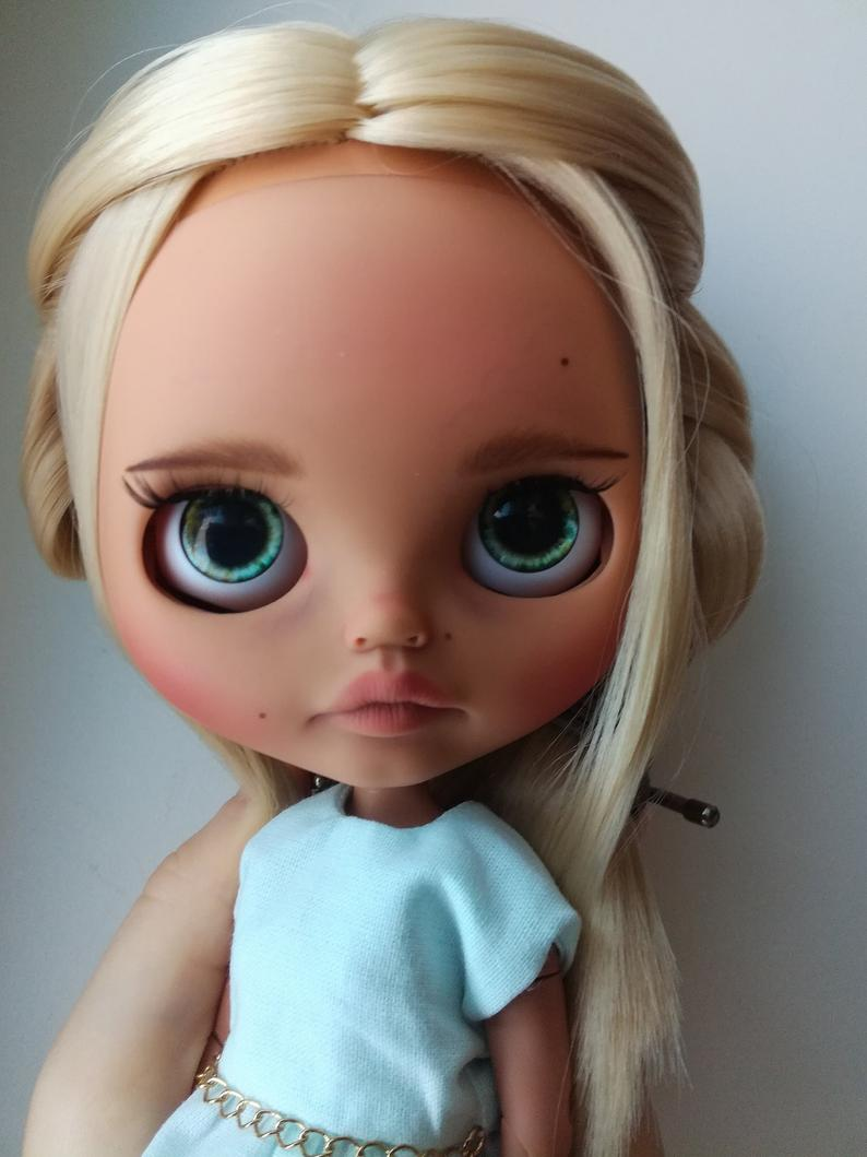 Brianna - Custom Blythe Doll One-Of-A-Kind OOAK Sold-out Custom Blythes