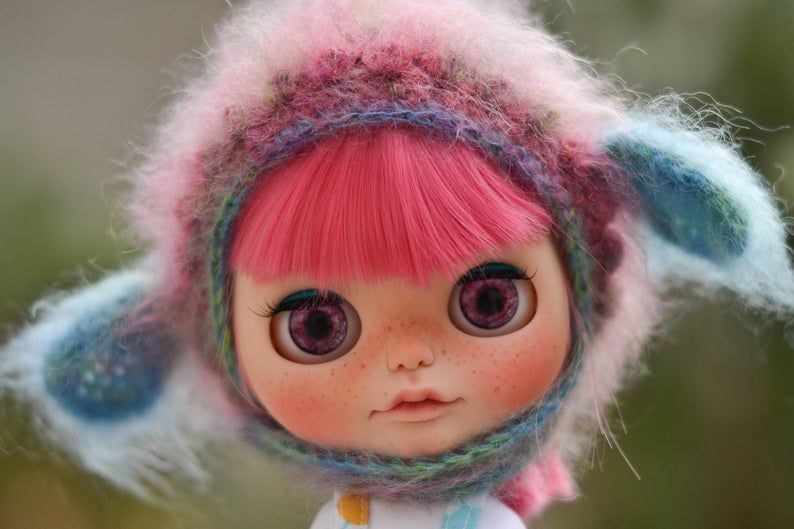 Caterina - Custom Blythe Doll One-Of-A-Kind OOAK Sold-out Custom Blythes