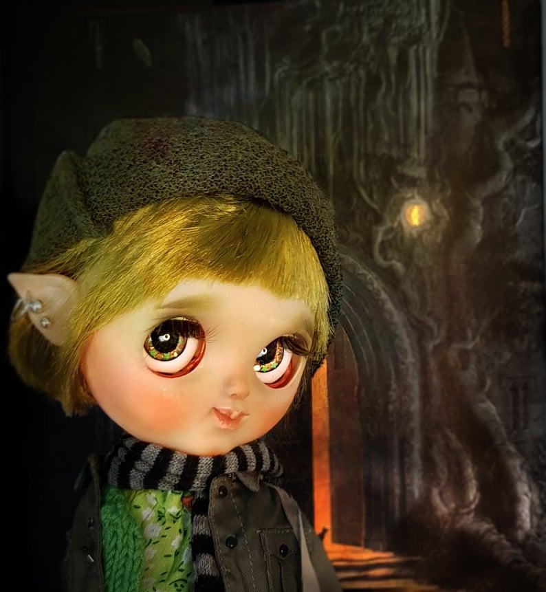 Ceylin - Custom Blythe Doll One-Of-A-Kind OOAK Sold-out Custom Blythes