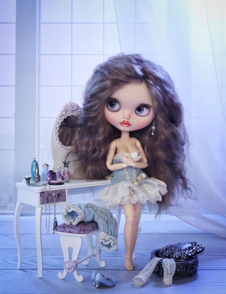 Margaret - Custom Blythe Doll One-Of-A-Kind OOAK Sold-out Custom Blythes