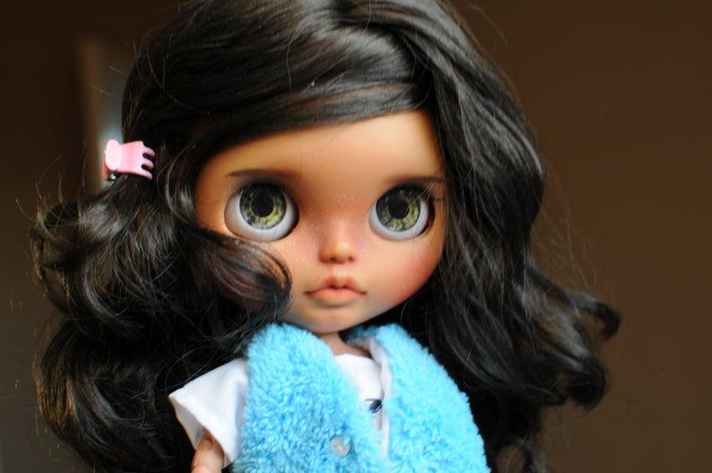 Yamileth - Custom Blythe Doll One-Of-A-Kind OOAK Sold-out Custom Blythes