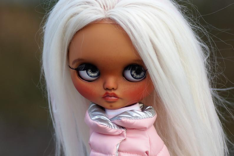 Everlee - Custom Blythe Doll One-Of-A-Kind OOAK Sold-out Custom Blythes