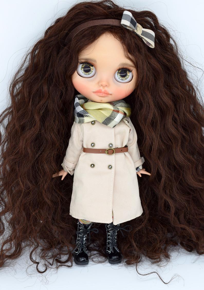 Marleigh - Custom Blythe Doll One-Of-A-Kind OOAK Sold-out Custom Blythes