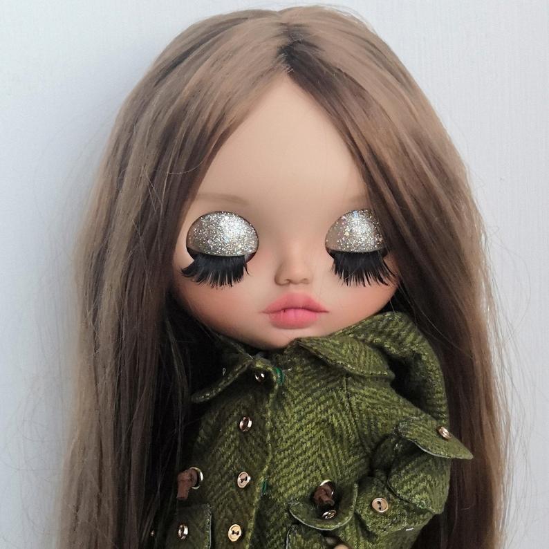 Alivia - Custom Blythe Doll One-Of-A-Kind OOAK Sold-out Custom Blythes