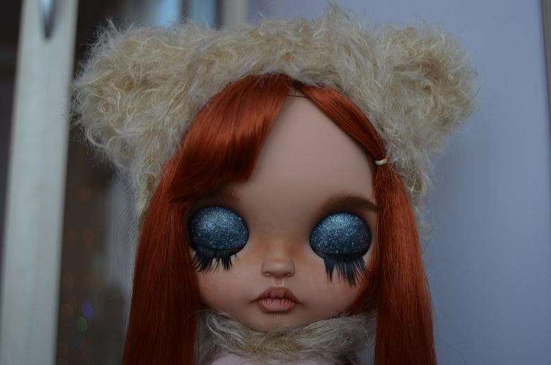 Davina - Custom Blythe Doll One-Of-A-Kind OOAK Custom Blythe Doll (OOAK)