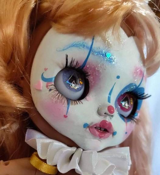 Austyn - Custom Blythe Doll One-Of-A-Kind OOAK Sold-out Custom Blythes
