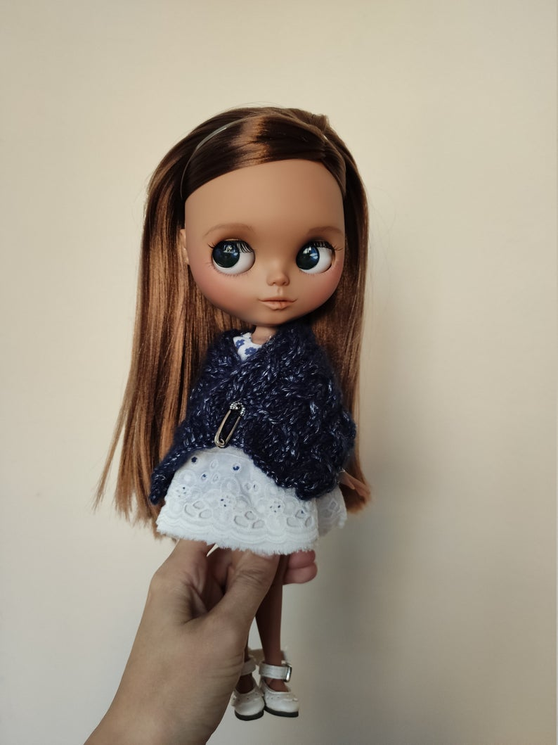 Lea - Custom Blythe Doll One-Of-A-Kind OOAK Sold-out Custom Blythes