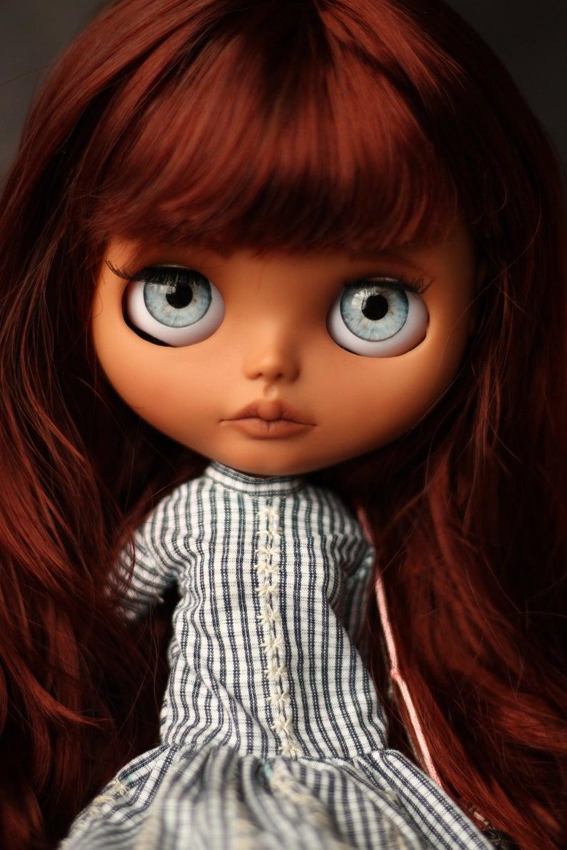 Makayla – Custom Blythe Doll One-Of-A-Kind OOAK Sold-out Custom Blythes
